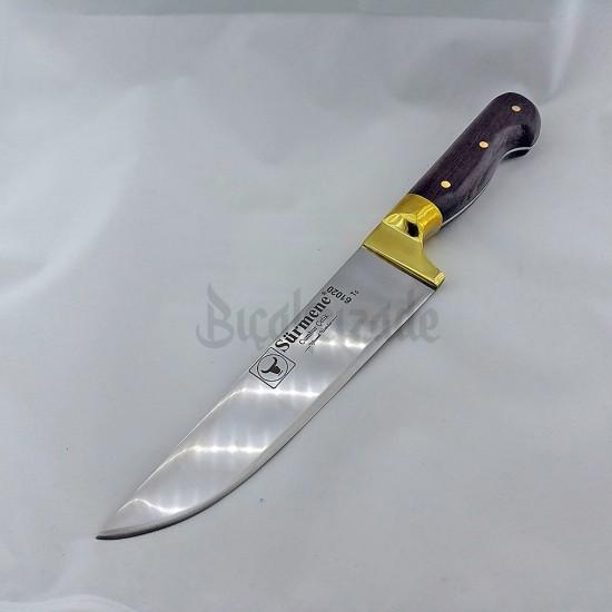 Sürmene Wenge Saplı 5li Kasap Bıçak Seti