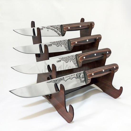 Dadaş Verzalit Saplı Mutfak Bıçak Seti